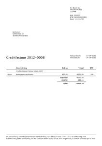 creditfactuur-voorbeeld