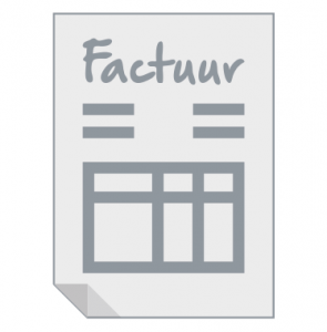 factuur icon Factuur Icon | gantinova
